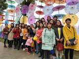 三八婦女節踏春遊活動